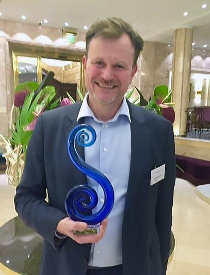 Årest Interimleder 2016, Sven Falcke.