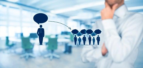 Ledelse skaper kultur. Styrets og toppleders adferd viser hvilke verdier som egentlig gjelder.