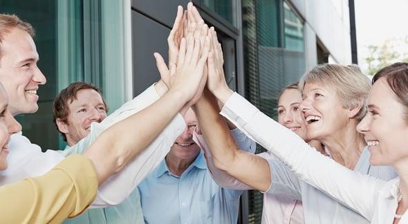 Gode kjerneverdier er viktige for en god og varig bedriftskultur.