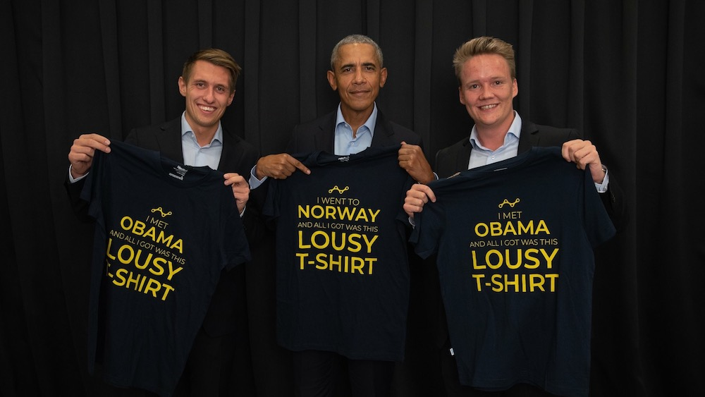 OBF og Obama - er norsk lederskap best i verden?