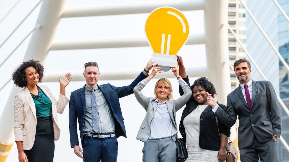 Tre trekk som kjennetegner en innovativ leder