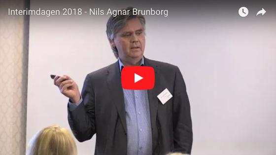 Video fra Interimdagen 2018 - Nils Agnar Brunborg