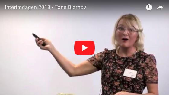 Video fra Interimdagen 2018 - Tone Bjørnov