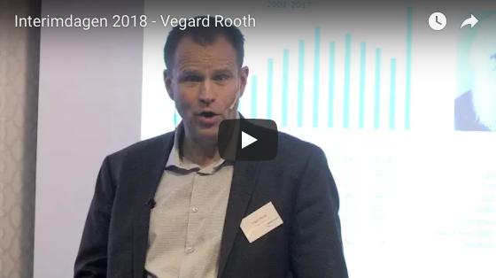 Video fra Interimdagen 2018 - Vegard Rooth