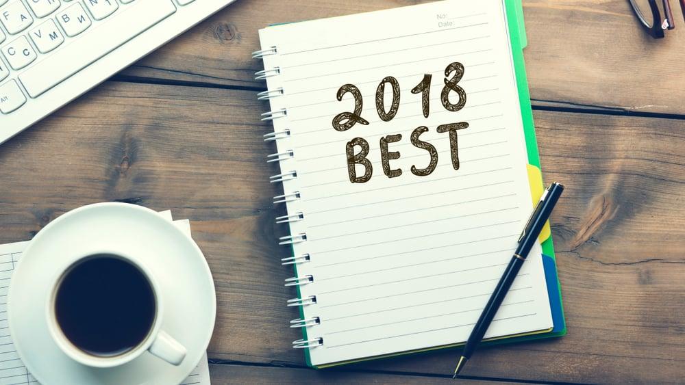 Hvilke artikler engasjerte ledere mest i 2018?