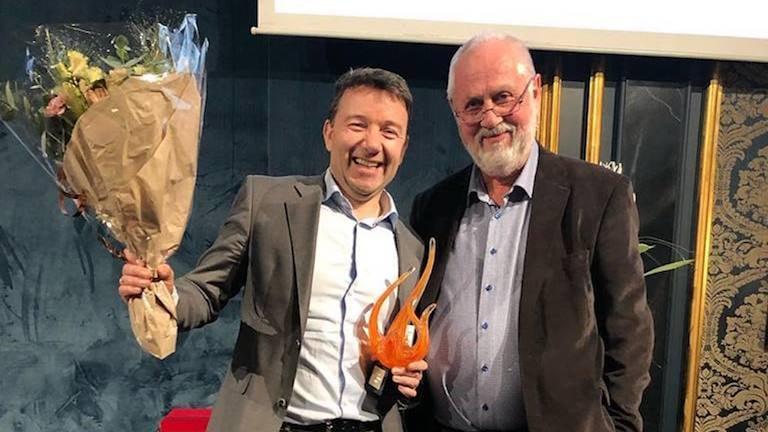 Christian A E Andersen - årets interimleder 2018