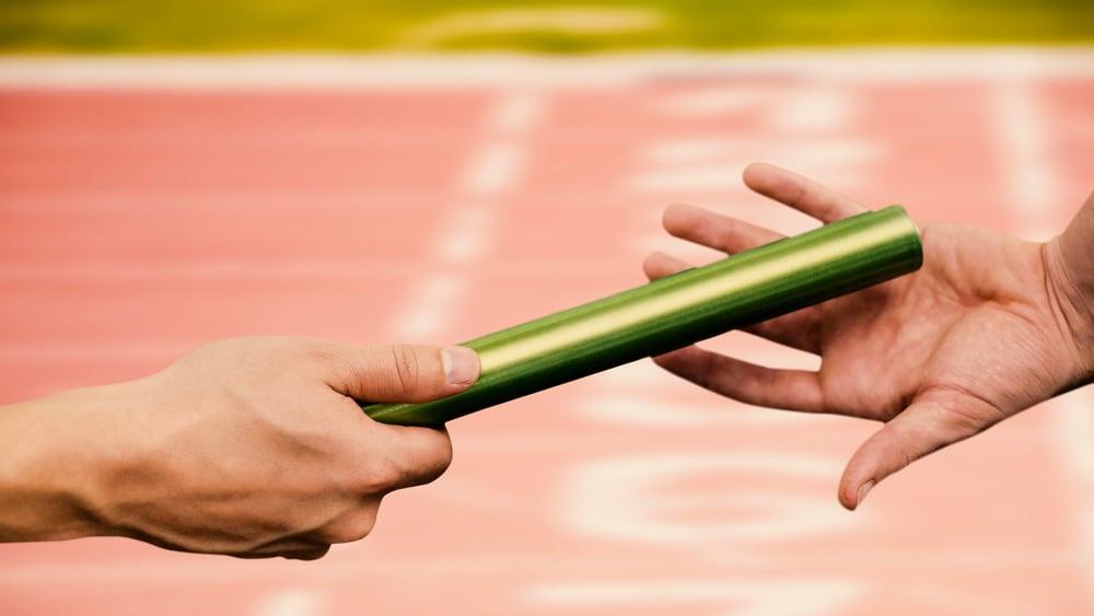 Bærekraftig stafettløping i lederposisjon