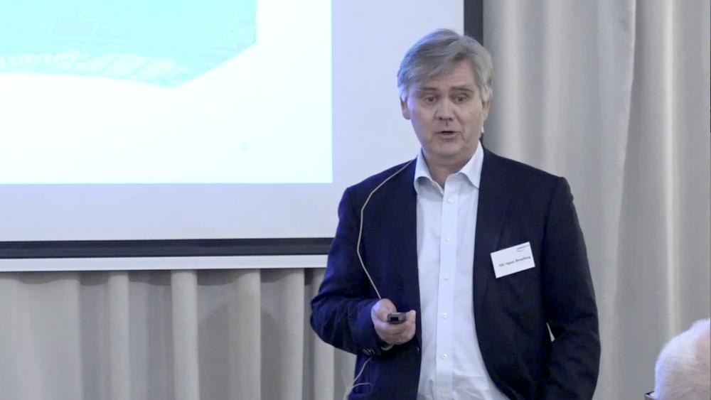 Nils Agnar Brunborg - Interimdagen 2020 Jøtul CEO