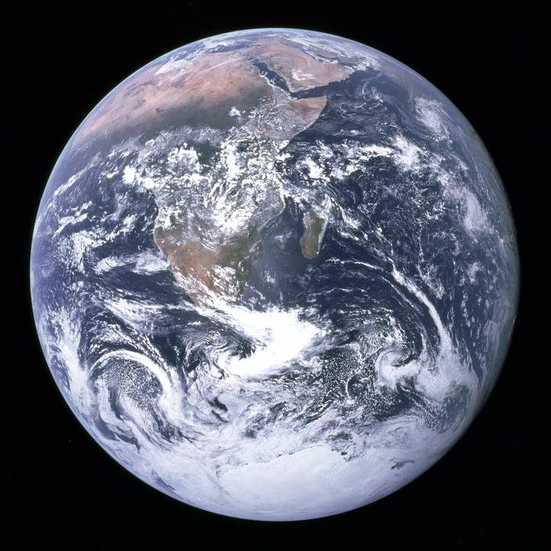 Blue Marble jorden