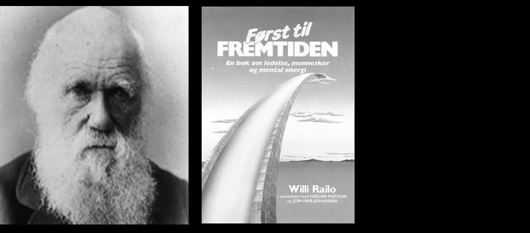 Darwin, Willi Railo og Ole Brumm