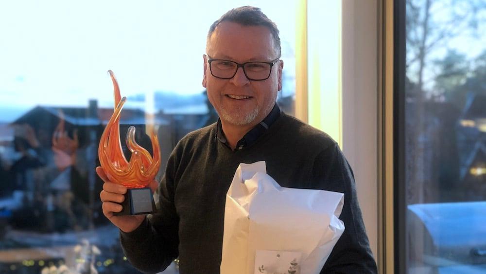 Odd Nymark årets interimleder 2020