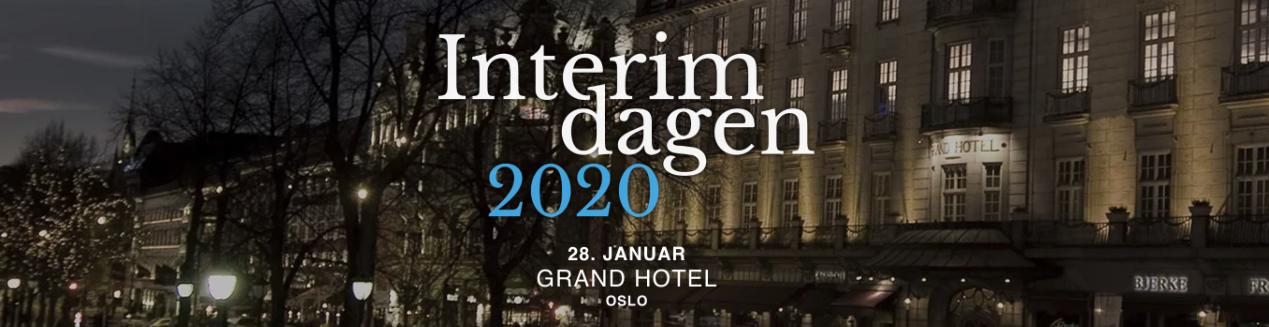 Interimdagen 2020